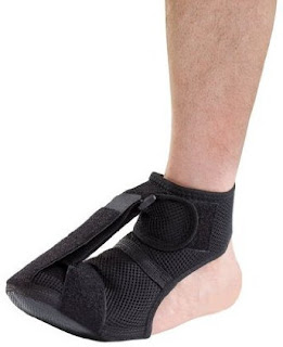 Mueller adjustable foot night support