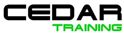 CEDAR Training