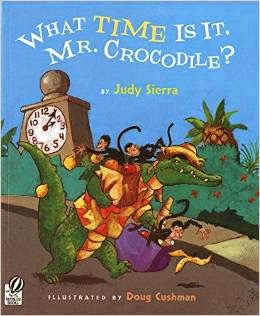 http://www.amazon.com/What-Time-Is-Mr-Crocodile/dp/0152058508