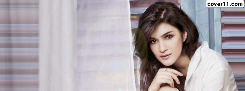 Kriti Sanon Facebook Covers Photos