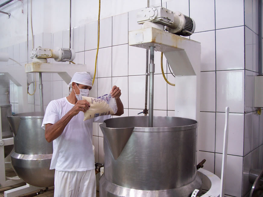 y comercializacion de dulce de leche:
