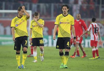 Olympiakos Piraeus 3 - 1 Borussia Dortmund (3)