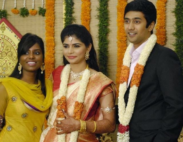 Chinmayi Sripadas Wedding Reception