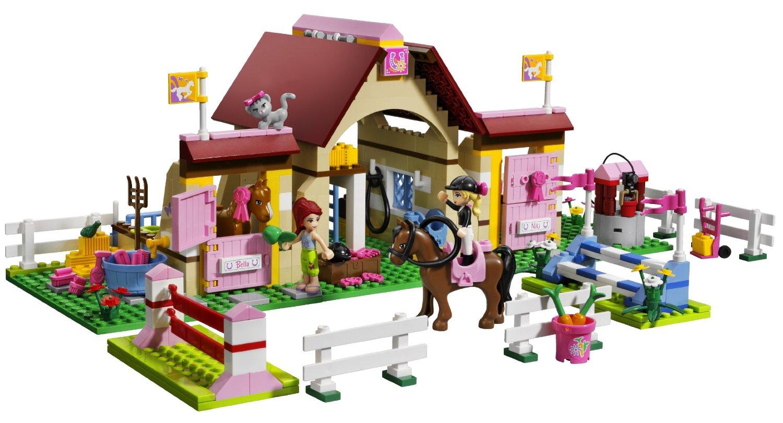 lego new sets lego friends heartlake stables lego new. Black Bedroom Furniture Sets. Home Design Ideas