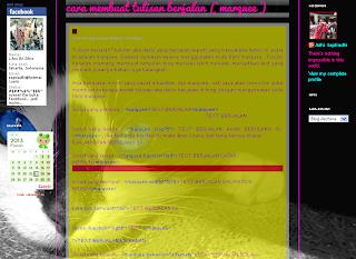 blog pelaku copy paste