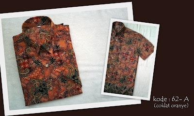 Baju Batik Pria 62A