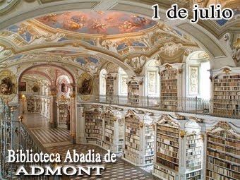 Admont, biblioteca..