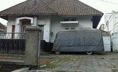Rumah Ambulance, Jalan Bahureksa No.15