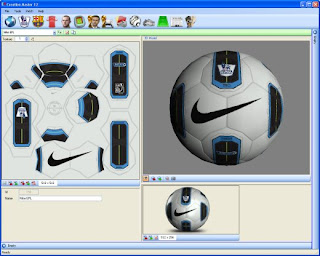 Creation Master 12 - FIFA - Bola, Ball, Nike Adidas
