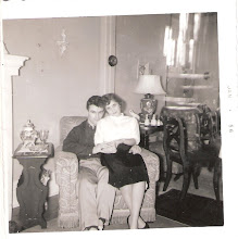 My Mom and Dad 1956