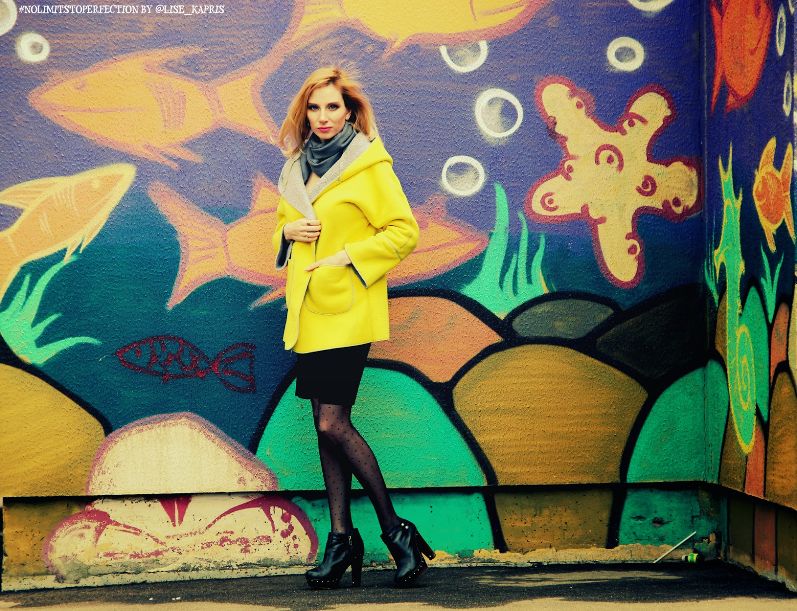 outfits by russian bloggers