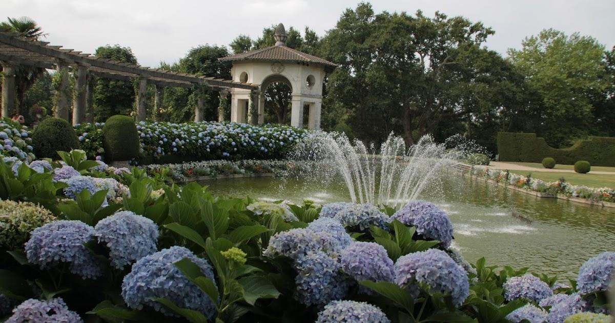 Paisatges i jardins landscapes and gardens les jardins de for Les jardins de la villa