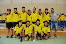 Equipa de iniciados 2013/2014