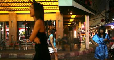 Sextourismus Thailand