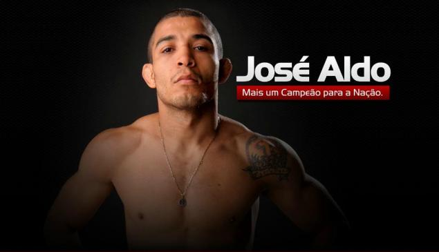 José Aldo, Campeão Peso Pena do UFC