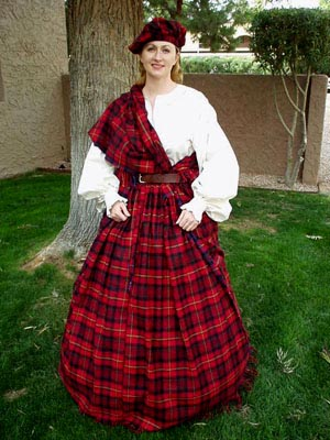 there s something about scottish clothing that seems to