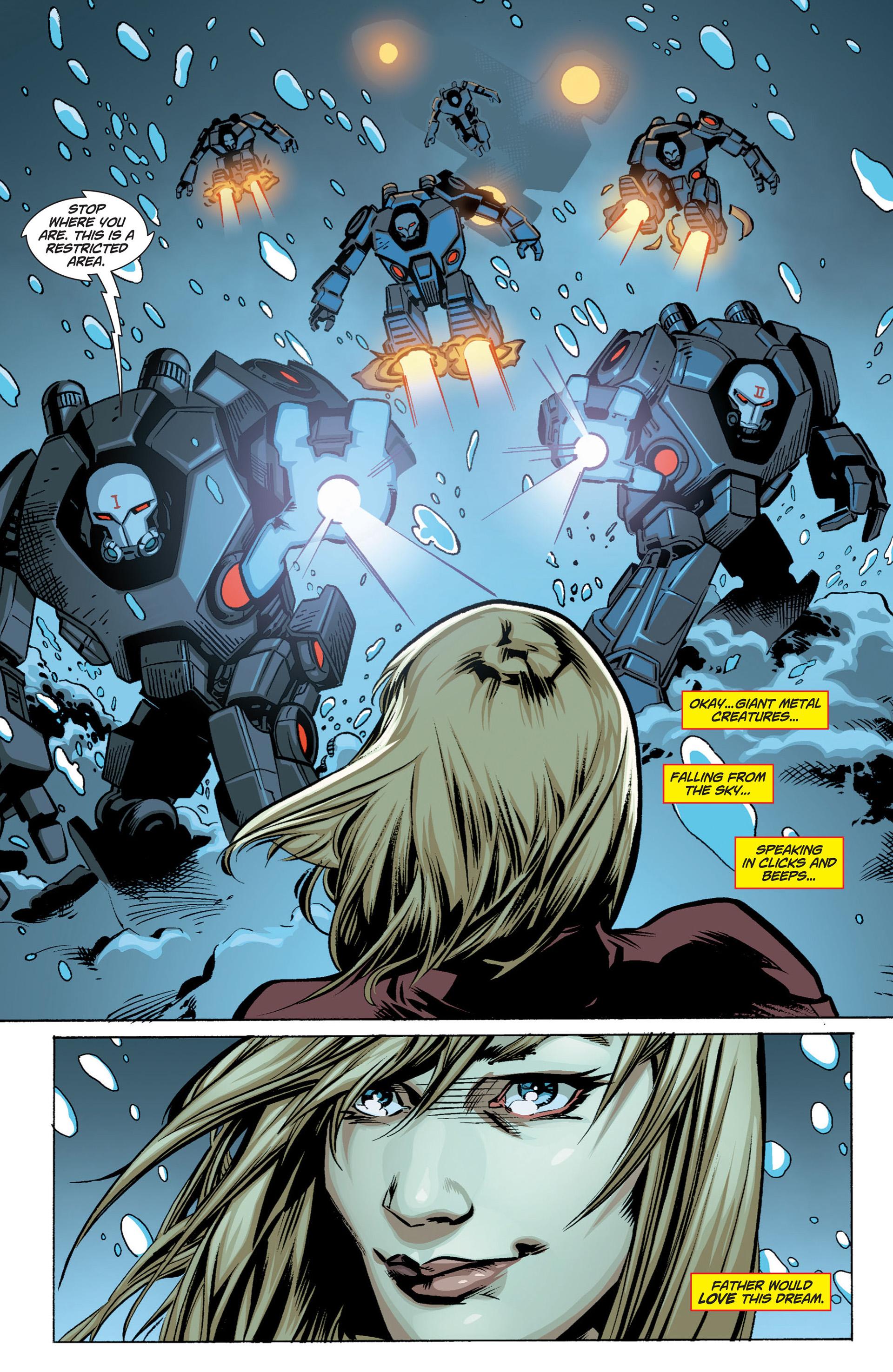 Supergirl (2011) Issue #1 #3 - English 8