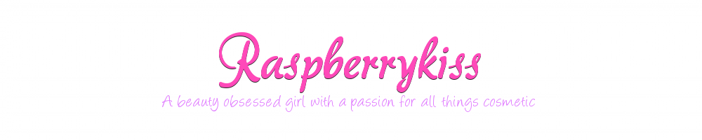 Raspberrykiss | UK Beauty Blog