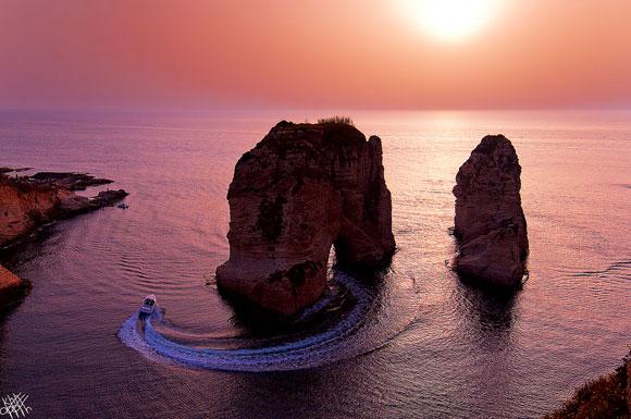 وادي قاديشا فى لبنان