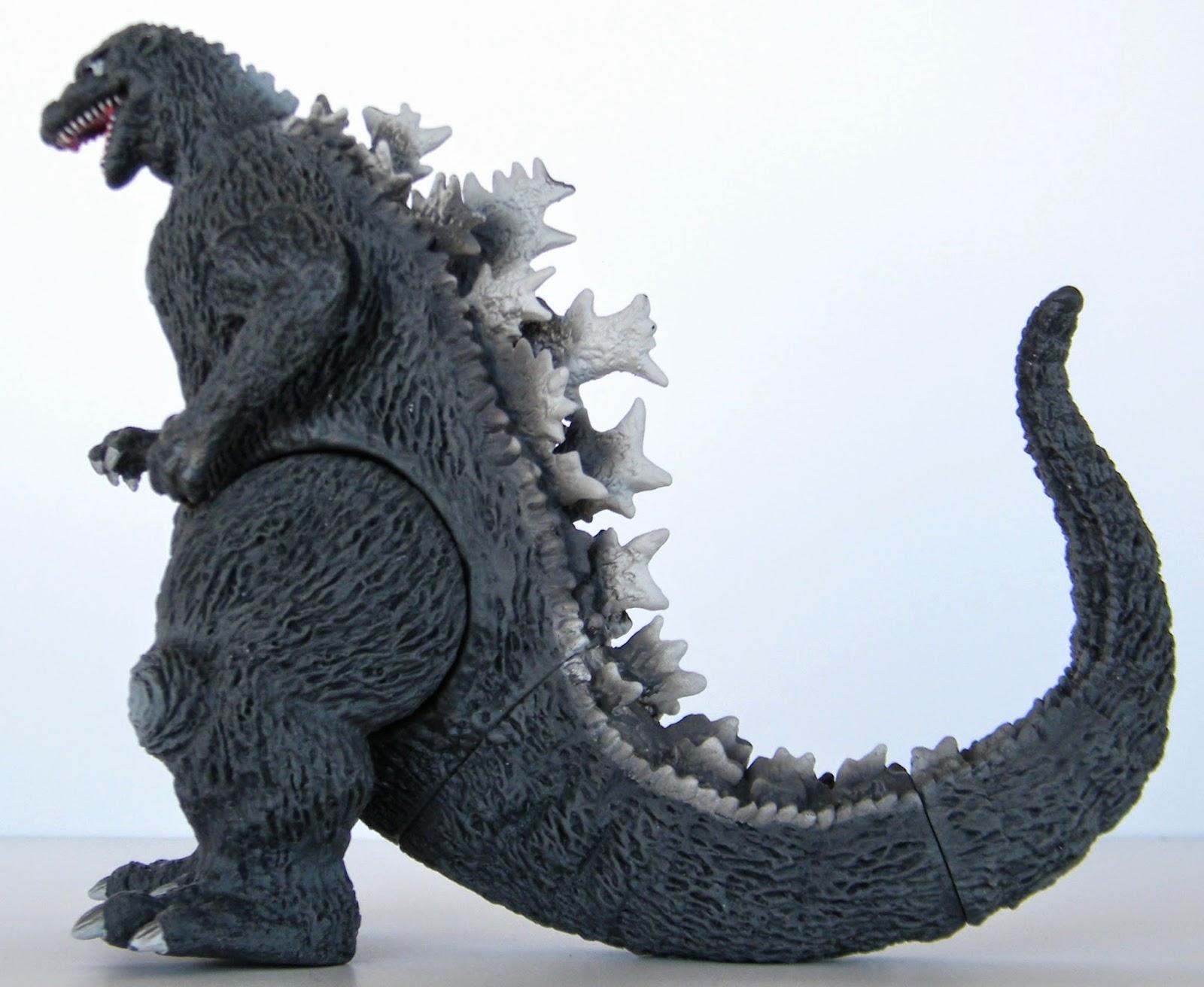 Toys and Stuff: Bandai #91881 Godzilla 1954