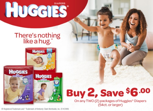 Save.ca Huggies Diapers Coupon