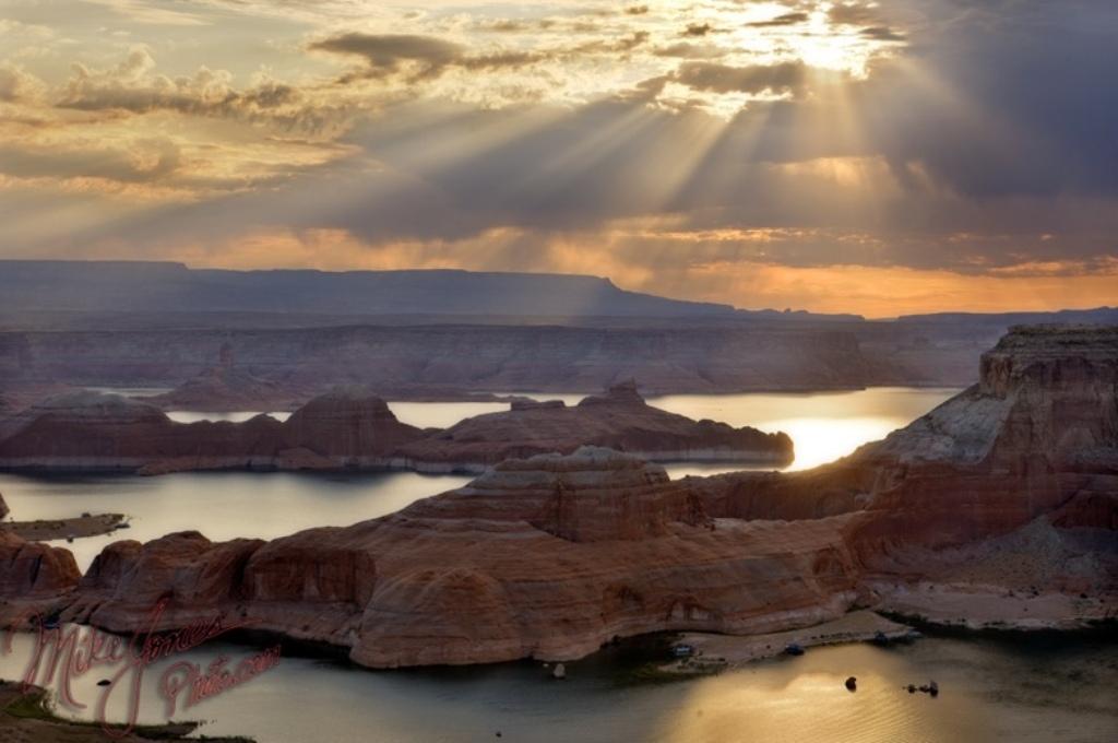 Lake Powell, Utah and Arizona, United States