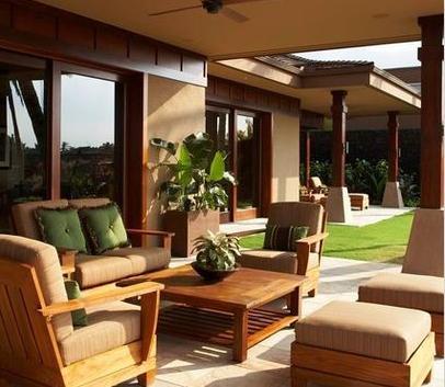 Fotos de terrazas terrazas y jardines videos de terrazas for Muebles terraza casa