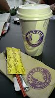 Milka Krem, Coffee