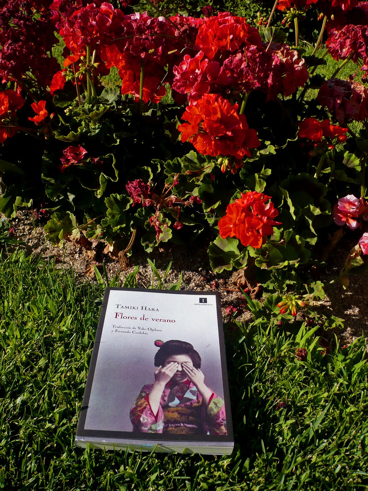 Flores de verano de tamiki hara - Flores de verano ...