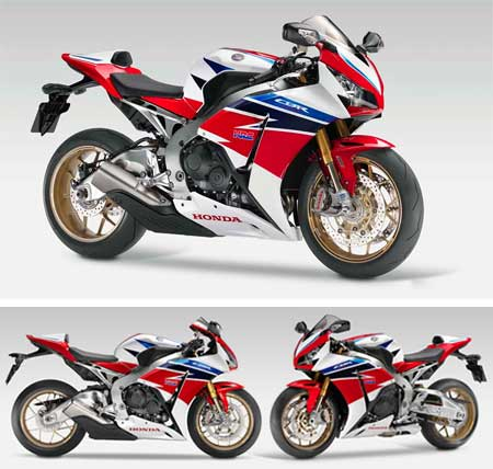 Teknologi Canggih Honda CBR1000RR Fireblade SP