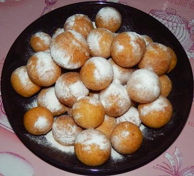 Рецепт пончиков в домашних условиях с фото