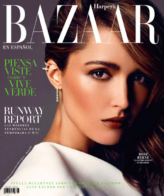 Harper's Bazaar Mexico Agosto 2013