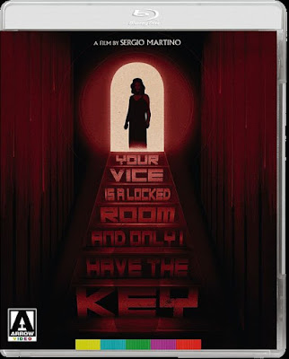 Your Vice is a Locked Room and Only I Have the Key Blu-ray cover