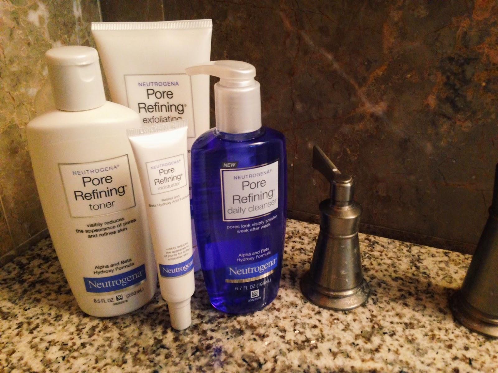 Fall Skincare: Refining Pores