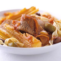 Mediterranean Pot Roast