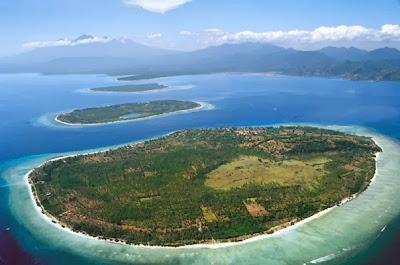 3 Gili Lombok, 3 Pulau Nan Eksotis