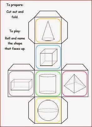 Free 3D Shape Quiz