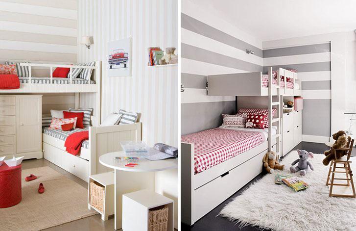A deco inspiracion exterior dormitorios infantiles for Deco dormitorios infantiles