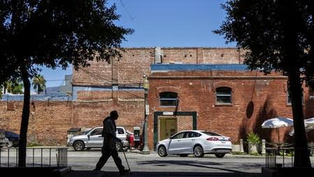 News - Thousands of California's brick buildings face quake danger