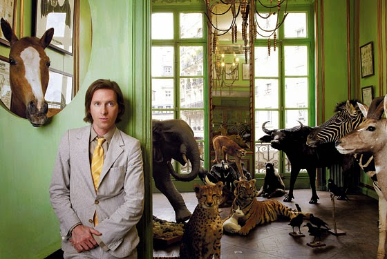 Wes Anderson Movies list