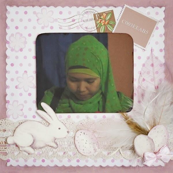 halaman profil Soraya Feraniditha