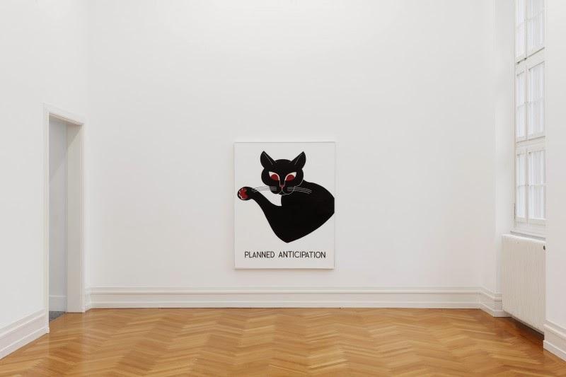 Vern Blosum at Kunsthalle Bern