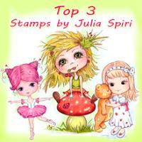 Julia Spiri Top 3