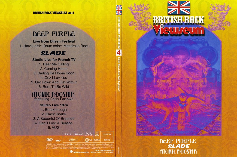 banca do rock rock concert dvd: 3306 - dvd - british rock viewseum