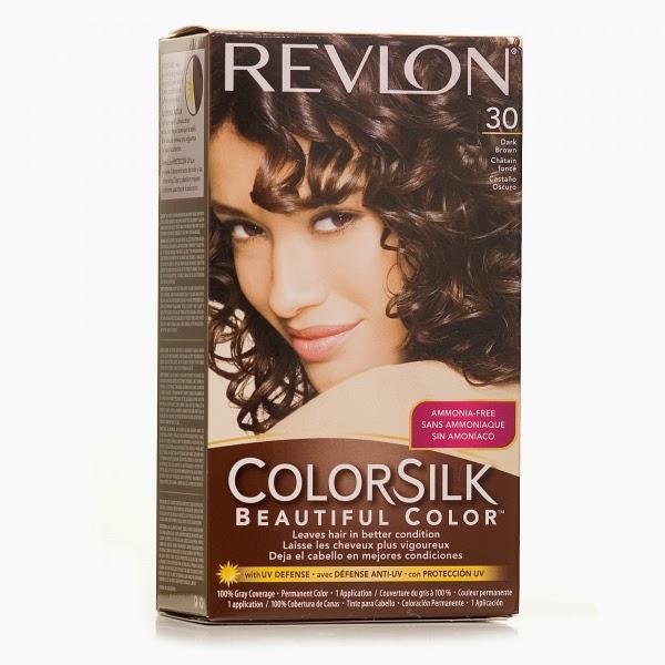 Revlon Colorsilk Tinte Para Cabello Sin Amonaco Nivel 3 2015 ...