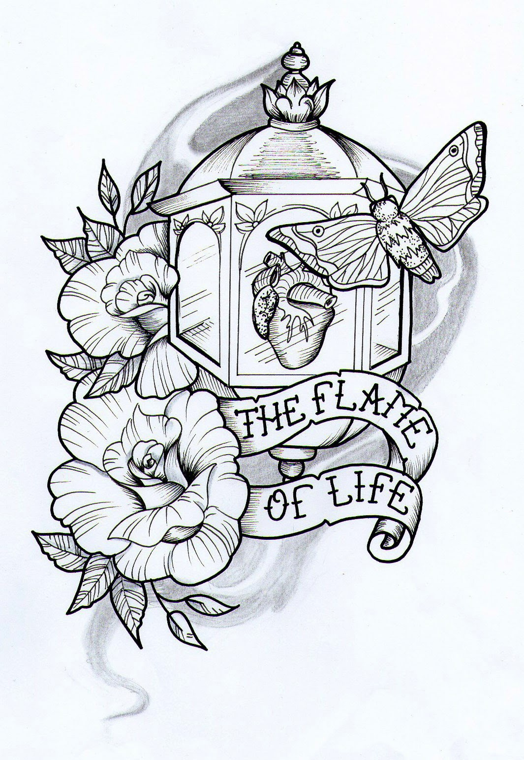 Dibujos para tattoo msl tattoo - Dibujos de pared ...