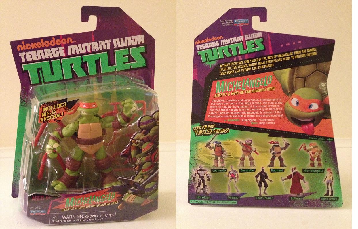 List of Teenage Mutant Ninja Turtles 2012 TV series