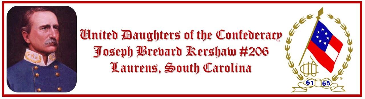UDC JB Kershaw #205