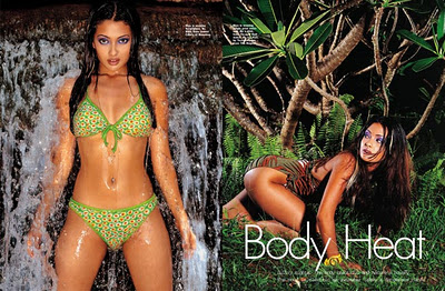 Riya Sen Hot Bikini Pics