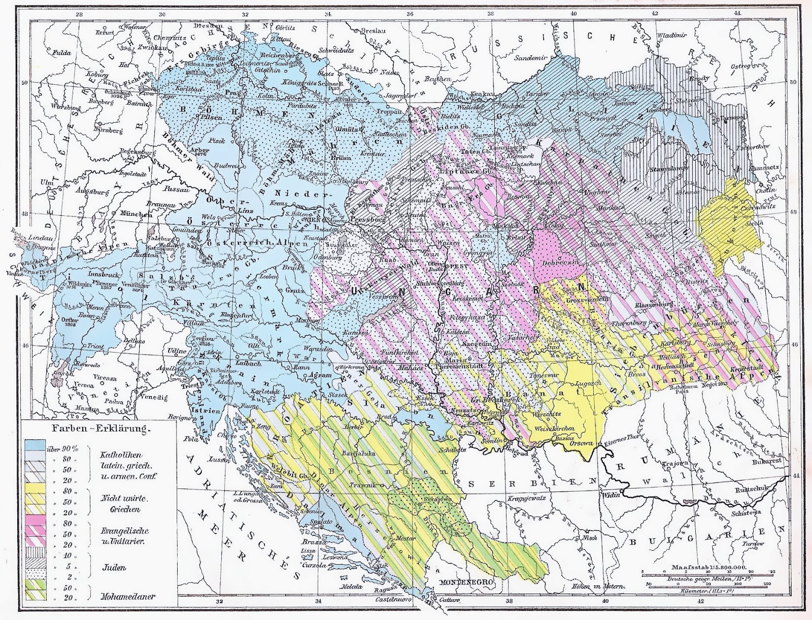 this is a map of where transylvania was in 1900 transylvania was a part of this kingdom the austro hungarian empire